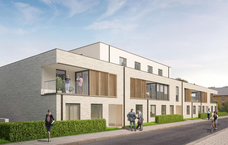 Residentie Wolvendal in Dilbeek